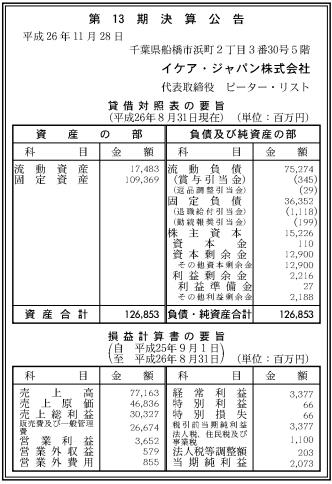 イケア・ジャパン_20150121